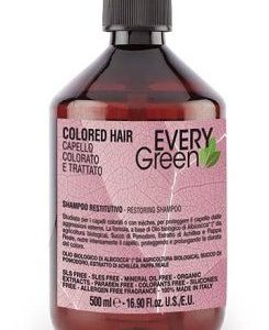 Shampoing every green